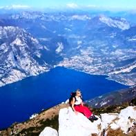 HIKING LAKE GARDA